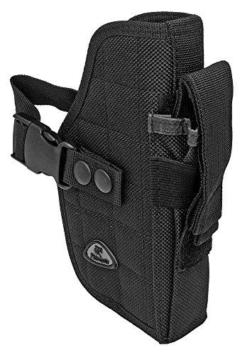 Soft Air  1 Airsoft Holster Black Black Right Handed Gun Belt Holster BB Airsoft Pistol Handgun Tactical Clip Tactical Holster Gun Holster