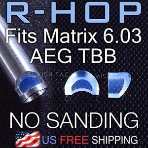 Elvish Tac Airsoft Barrel 1 Elvish Tac RHOP Fit Matrix 6.03mm Steel Airsoft Tightbore TBB Barrel NO Sanding R Hop R-Hop