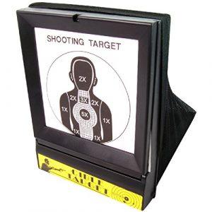 BBTac Airsoft Target 1 BBTac Airsoft Target with Trap Net Catcher