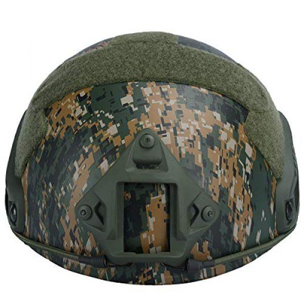 LOOGU Airsoft Helmet 3 LOOGU Tactical Helmet