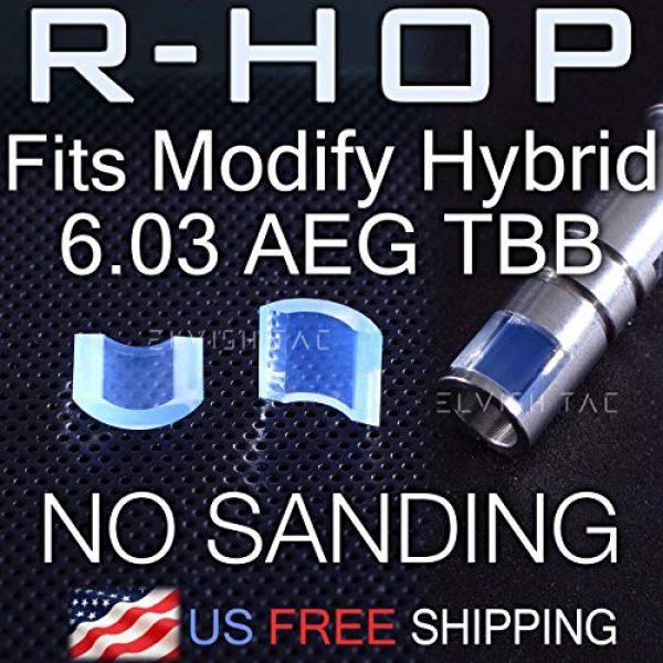 Elvish Tac Airsoft Barrel 1 Elvish Tac RHOP Fit Modify Hybrid 6.03mm Airsoft Tightbore TBB Barrel NO Sanding R-Hop Rhop