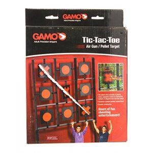 Gamo Airsoft Target 1 Gamo 62112211554 Tic-Tac-Toe Air Gun Spinner Target
