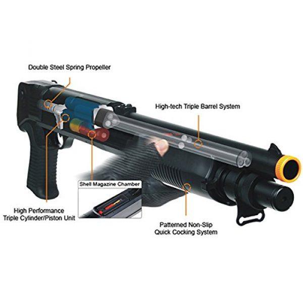 UTG  2 Multi-Shot Combat Commando Shotgun airsoft gun