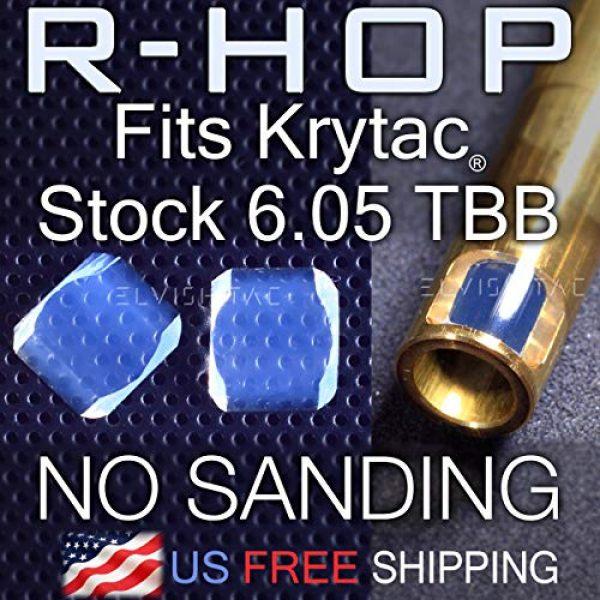 Elvish Tac Airsoft Barrel 1 Elvish Tac RHOP for Krytac CRB SPR Stock 6.05 TBB NO Sanding R-Hop