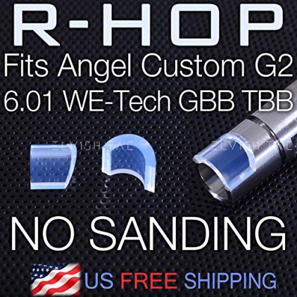Elvish Tac Airsoft Barrel 1 Elvish Tac RHOP Fit Angel Custom G2 6.01 Airsoft WeTech GBB Tightbore TBB Barrel NO Sanding