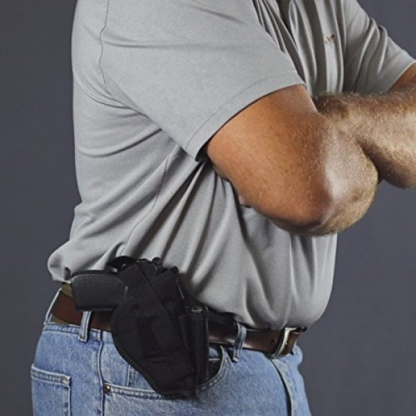 Wyoming Holster  5 Gun Holster BUY 1 GET 3 HOLSTERS FREE FITS SCCY DVG W/CRIMSON TRACE Taurus Millennium PT 111 PT PT 140 Sig P938 Kahr 9MM High Point 380 Compact 9 Glock 26 27 28 29 30 39 42 43 0