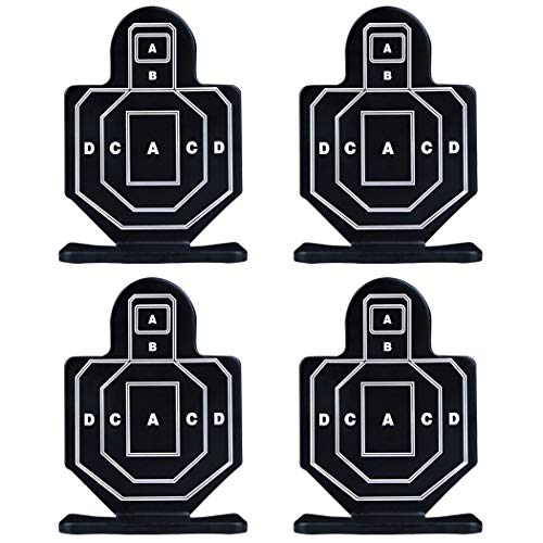 Tactical Shooting Metal Target for Airsoft AEG GBB