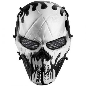 Audoc Airsoft Mask 1 Airsoft Mask Full Face