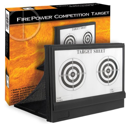 Fire Power Airsoft Target 1 Soft Air Firepower Dual Competition Mesh Trap Target