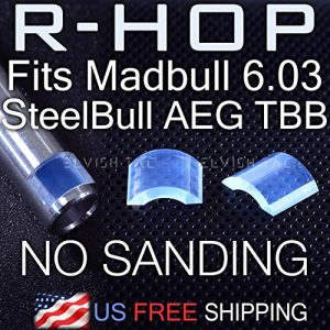 Elvish Tac Airsoft Barrel 1 Elvish Tac RHOP Fit Mad Bull SteelBull 6.03mm Airsoft Tightbore TBB Barrel NO Sanding R Hop