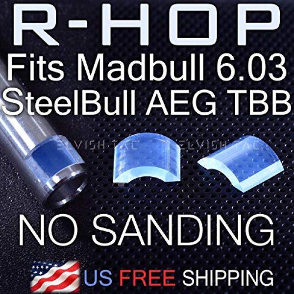 Elvish Tac Airsoft Barrel 1 Elvish Tac RHOP Fit Mad Bull SteelBull 6.03mm Airsoft Tightbore TBB Barrel NO Sanding R Hop