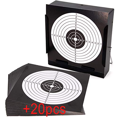 Sealive Airsoft Target 1 Sealive Metal Airsoft Targets for Shooting with Trap
