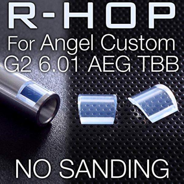Elvish Tac Airsoft Barrel 1 Elvish Tac RHOP Fit Angel Custom G2 6.01 Airsoft AEG Tightbore TBB Barrel NO-Sanding-Needed