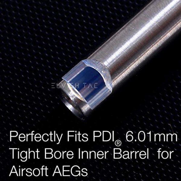 Elvish Tac Airsoft Barrel 5 Elvish Tac RHOP Fit PDI 6.01 Airsoft AEG Tightbore TBB Barrel NO-Sanding-Needed R Hop R-Hop