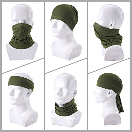 LONGLONG Airsoft Mask 2 LONGLONG Summer Face Scarf Mask - Windproof