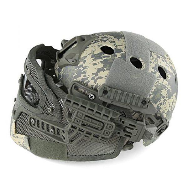 YASHALY Airsoft Helmet 3 YASHALY Tactical PJ Helmet