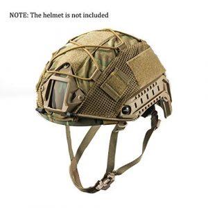 OneTigris Airsoft Helmet 1 OneTigris Multicam Helmet Cover - No Helmet