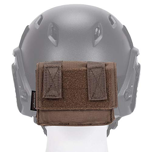 Tactical Fast Helmet Accessories Utility Pouch Helmet Cover Counterweight Bag