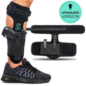 LPV PRODUCTS  1 Ankle Holster For Concealed Carry