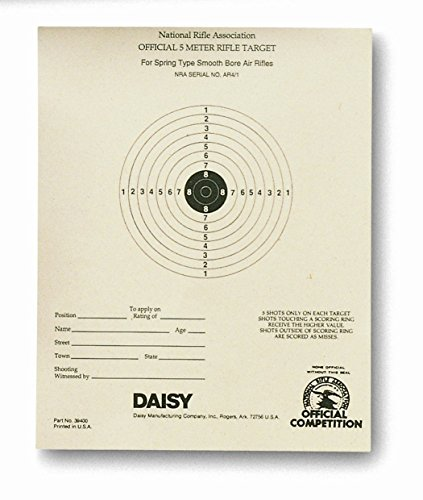 Daisy Airsoft Target 1 Daisy 990408-810 5-Meter BB Targets