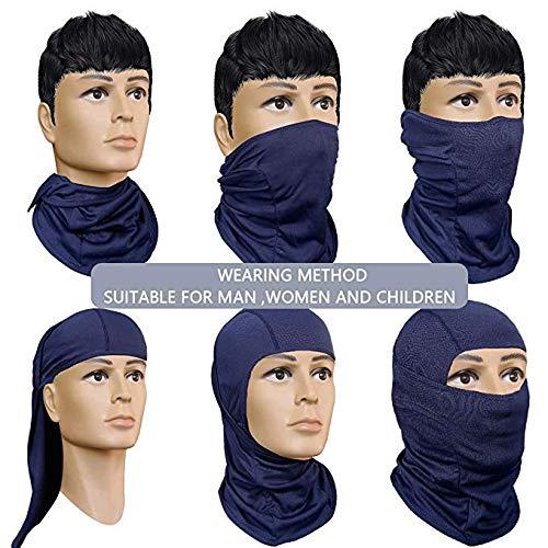 SINAIRSOFT Airsoft Mask 6 SINAIRSOFT Tactical Airsoft Full Face Mask Balaclava Hood Headwear Motorcycle Hunting CS