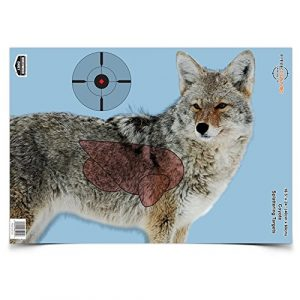 Birchwood Casey Airsoft Target 1 Birchwood Casey 35405 Pre Game Coyote 16.5 x 24 Target