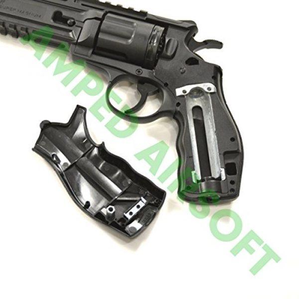Elite Force Airsoft Pistol 5 Elite Force H8R Revolver - Black Airsoft Pistol/Gun