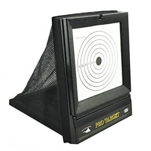 Guyuyii Airsoft Target 1 Guyuyii Ieasycan Armiyo Portable BB Bullets Recycling Device Airsoft Aim Target for Shooting Training Device Durable Net Trap 10 Sheets Paper