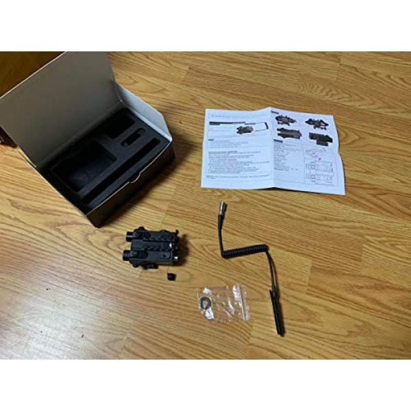 Sniper Airsoft Gun Sight 6 Sniper FL2000 Green Laser Sight LED Flashlight Combo