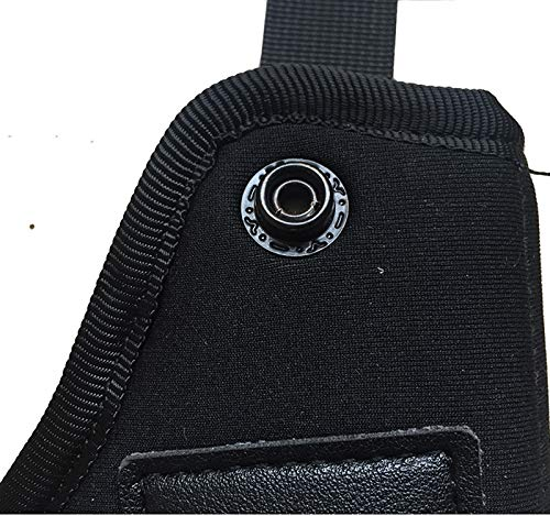 Neoprene Universal IWB Handgun Holster for Concealed Carry Fit Most Pistols Subcompact Compact