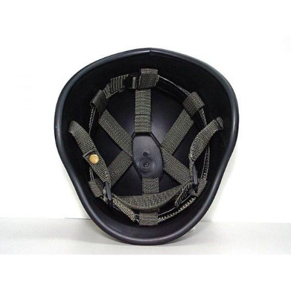Airsoft Airsoft Helmet 4 Airsoft M88 PASGT Replica Helmet Black