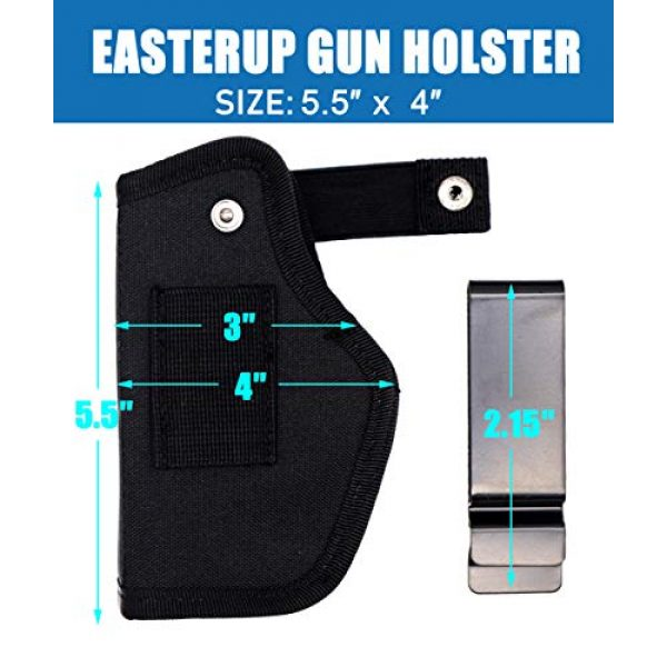 Magazine Pouch for Right and Left Hand Gun Accessories