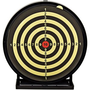 JAG Airsoft Target 1 JAG A&N Airsoft Sticky Gel Target 30cm-12inch Round Shooting Practice Range Accessory