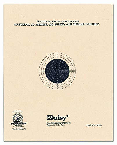 Daisy Airsoft Target 1 Daisy Accessories 409 10-Meter Pellet Targets