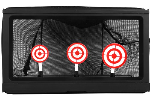 TSD Sports Airsoft Target 2 TSD Sports SDBBTRAP2 Auto Retracting Airsoft Target System
