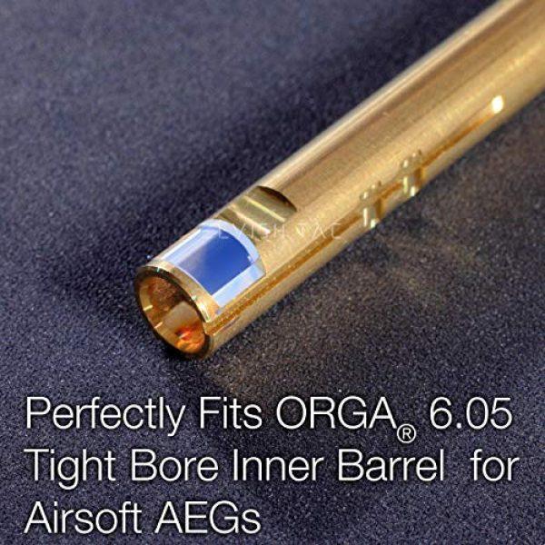 Elvish Tac Airsoft Barrel 5 Elvish Tac RHOP for ORGA 6.05 Tightbore TBB NO Sanding R-Hop