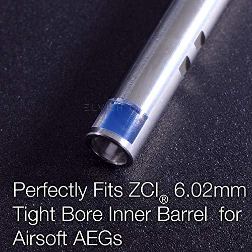 Elvish Tac Airsoft Barrel 2 Elvish Tac RHOP ZCI 6.02 AEG TBB Tightbore Airsoft Barrel NO Sanding Needed
