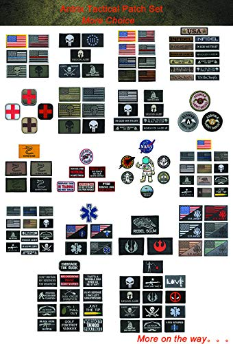 Antrix Airsoft Patch 3 Antrix Get in Loser Military Morale Patch Hook & Loop Tactical Funny Patch -Dia.3.15""