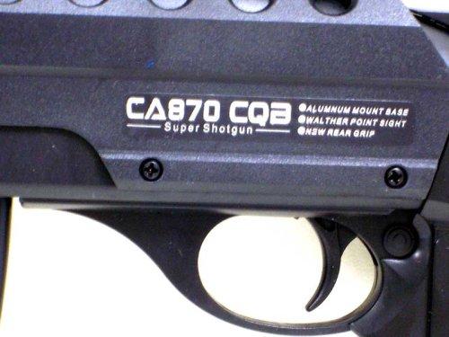 SPIG  2 Pump Action Shotgun Airsoft Spring Gun