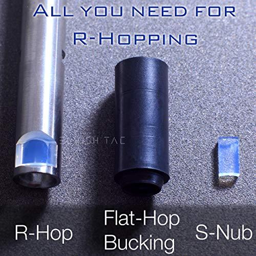 MODIFY Airsoft Barrel 3 MODIFY Baton Flat Hopup Bucking Flathop Flat-Hop Hard Type for R-Hop RHop