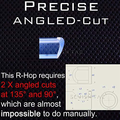 Elvish Tac Airsoft Barrel 4 Elvish Tac RHOP Fit PDI 6.01 Airsoft AEG Tightbore TBB Barrel NO-Sanding-Needed R Hop R-Hop