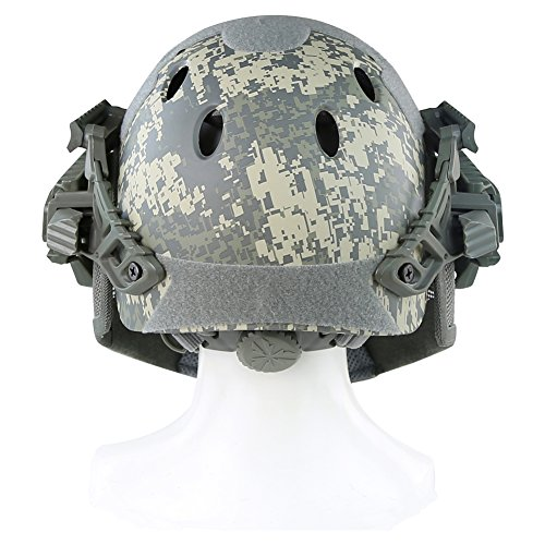 G4 System Mesh Full Face Mask with Protective Goggle for Fast MH Airsoft Paintball