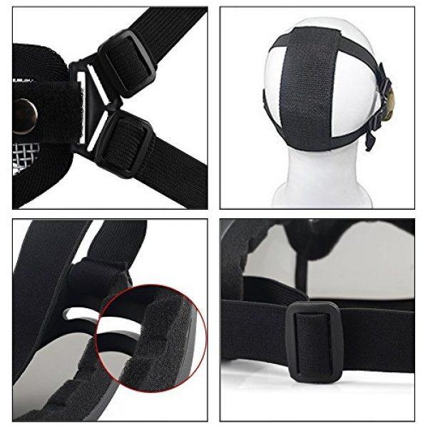 LAOSGE Airsoft Mask 2 LAOSGE Airsoft Mask