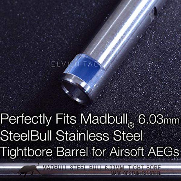 Elvish Tac Airsoft Barrel 5 Elvish Tac RHOP Fit Mad Bull SteelBull 6.03mm Airsoft Tightbore TBB Barrel NO Sanding R Hop