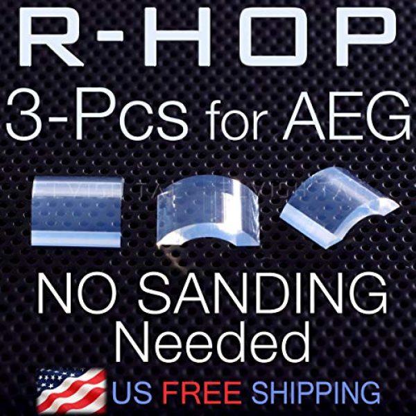 Elvish Tac Airsoft Barrel 1 Elvish Tac RHOP 3 Pcs Fit Airsoft AEG Barrel NO-Sanding-Needed R Hop R-Hop