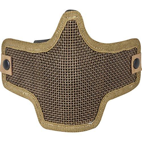 Valken Airsoft Mask 1 Valken Airsoft Kilo 2G Mesh Face Mask