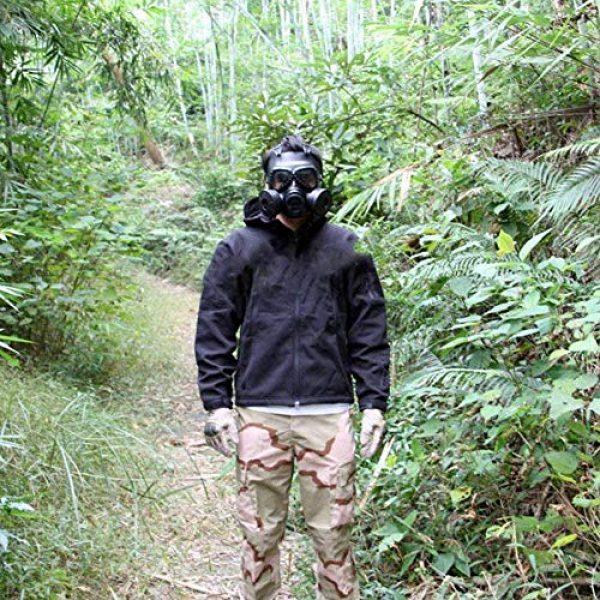 VILONG Airsoft Mask 4 VILONG M04 Airsoft Tactical Protective Mask