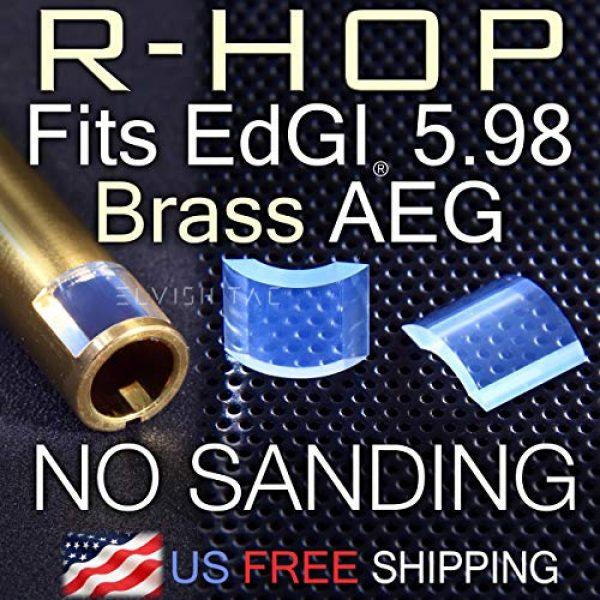 Elvish Tac Airsoft Barrel 1 Elvish Tac RHOP Fit EDGI 5.98 Airsoft AEG Tightbore TBB Barrel NO-Sanding-Needed R Hop R-Hop
