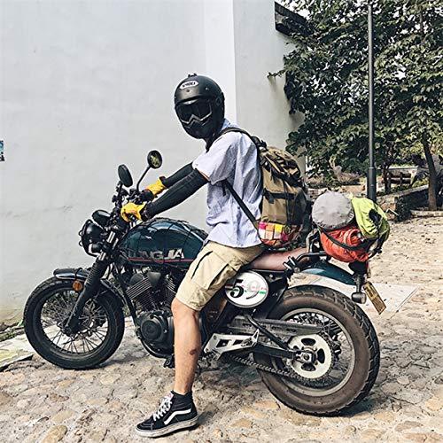 MOCHOEL Airsoft Mask 4 MOCHOEL Motorcycle Goggles Mask