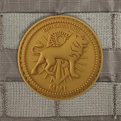 Violent Little Machine Shop Airsoft Patch 4 Violent Little Machine Shop - John Wick Gold Coin Morale Patch Set